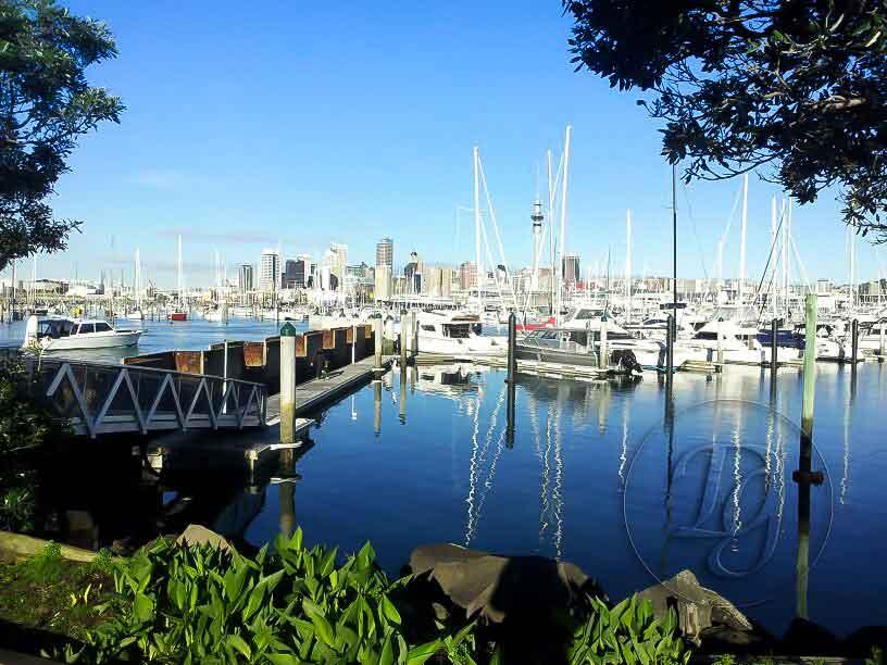 Entdecke Neuseeland, Stop 1: Auckland
