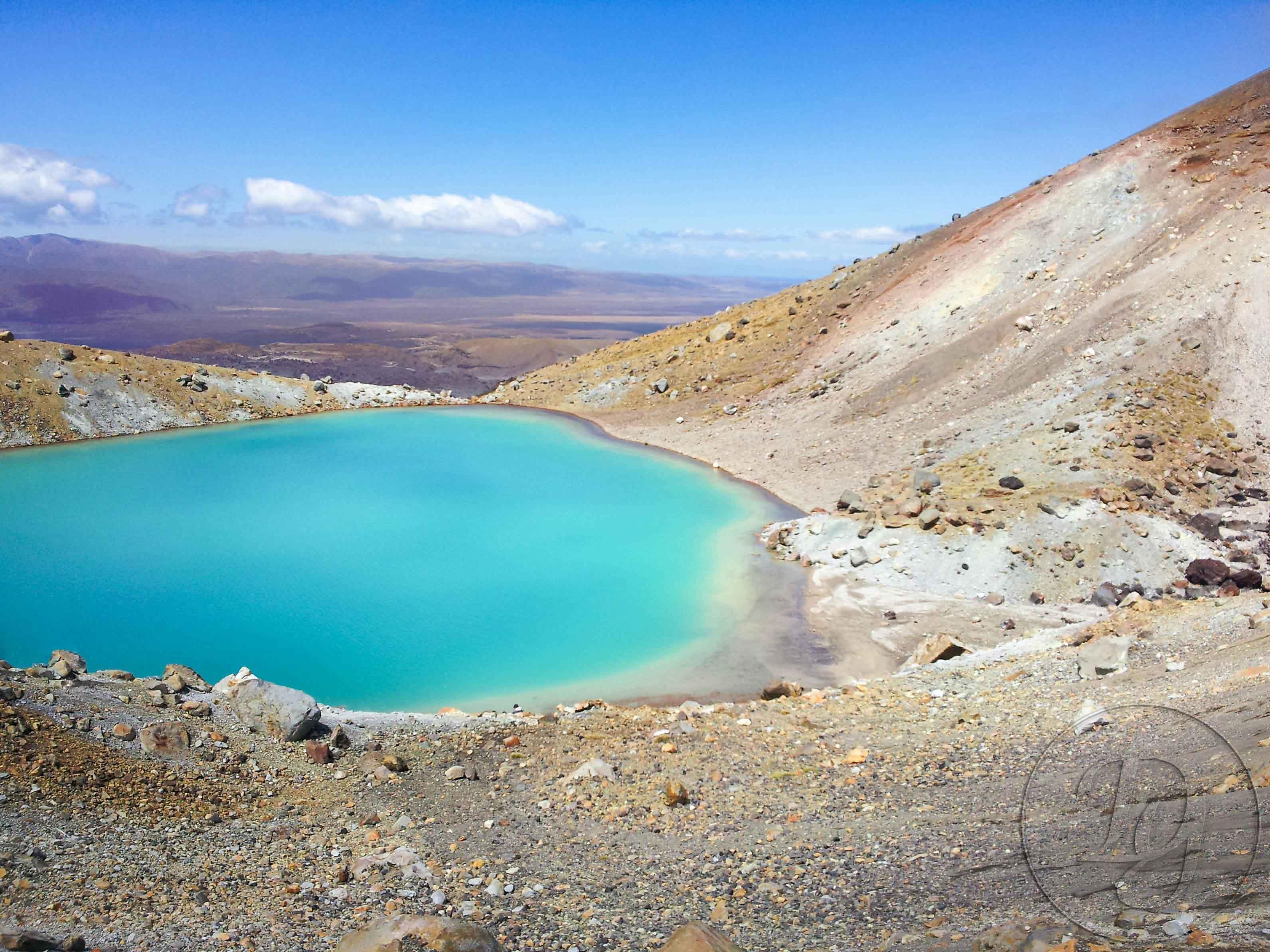 Entdecke Neuseeland, Stop 3: Tongariro Alpine Crossing