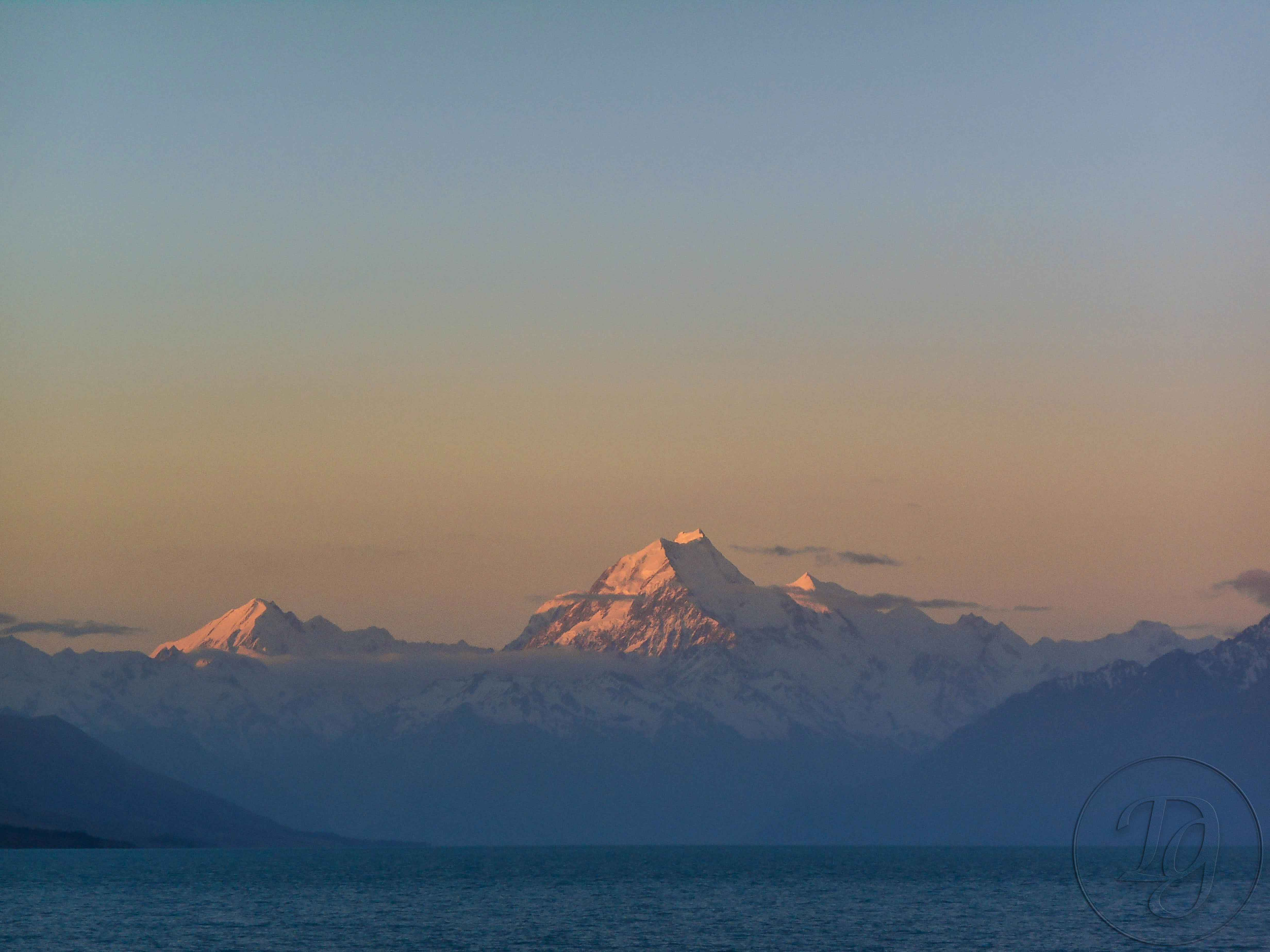 Entdecke Neuseeland, Stop 2: Twizel, Lake Pukaki Reserve