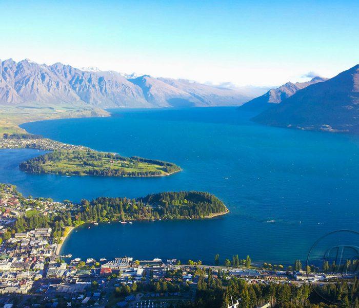 Entdecke Neuseeland, Stop 5: Queenstown und Umgebung