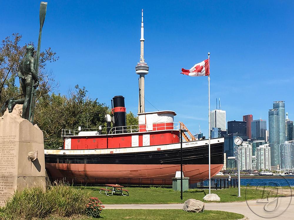 Kanada, Stop 2: Toronto