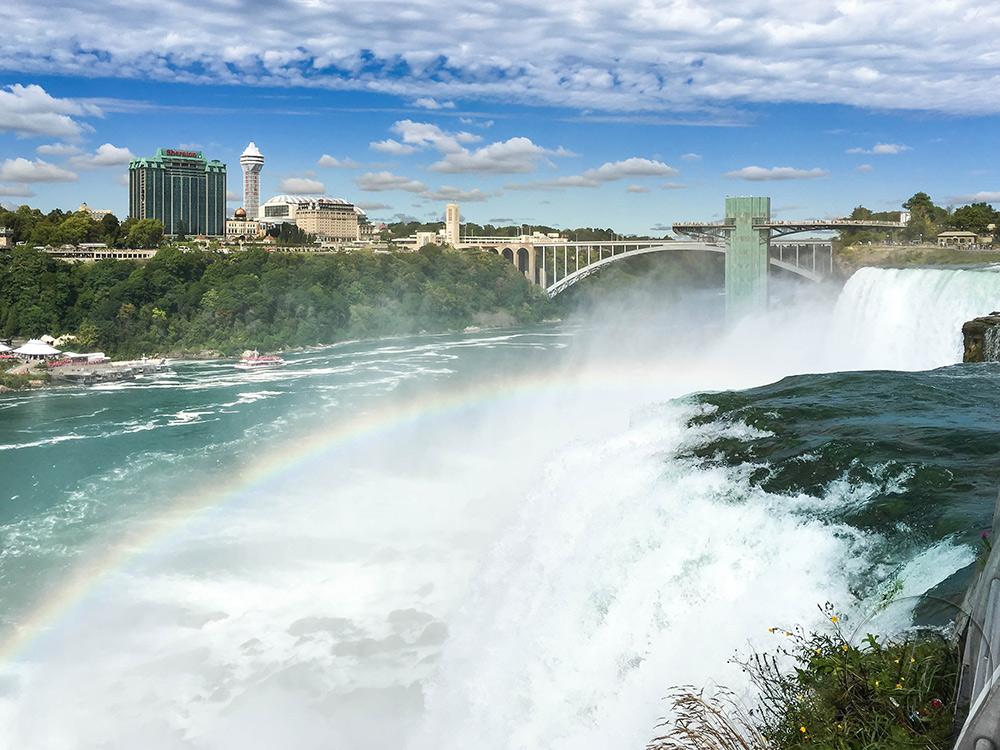 Kanada, Stop 3: Die Niagarafälle