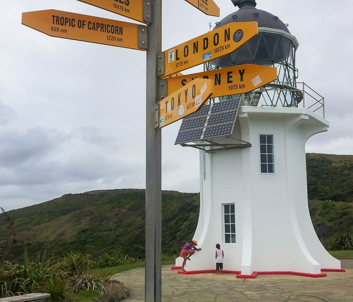 Entdecke Neuseeland, Stop 7: Cape Reinga