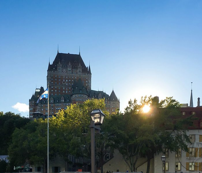 Kanada, Stop 5: Quebec
