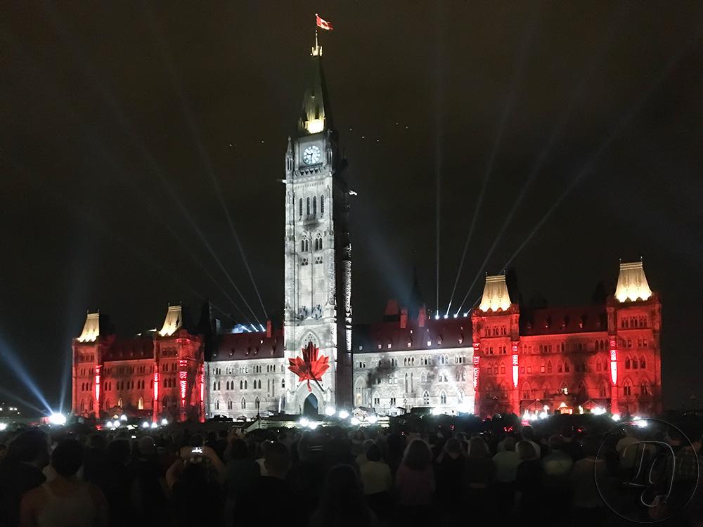 Kanada, Stop 6: Ottawa